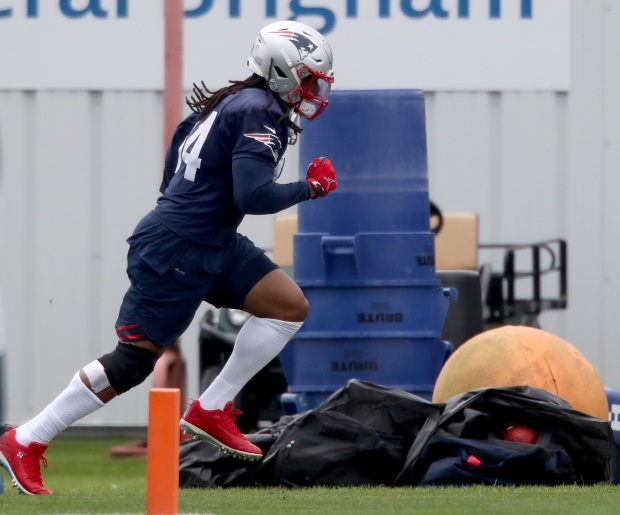 1631851000 437 Patriots down two starters for a second straight practice Thursday