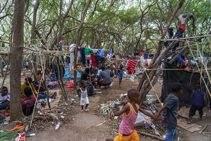 1632404745 778 Cleanup organizer describes Third World conditions at migrant camp in