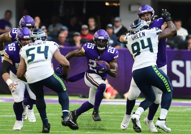 1632718615 622 Without injured Dalvin Cook Vikings swamp Seahawks 30 17 in home