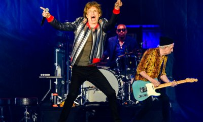Rolling Stones pay tribute to Charlie Watts as they open American tour