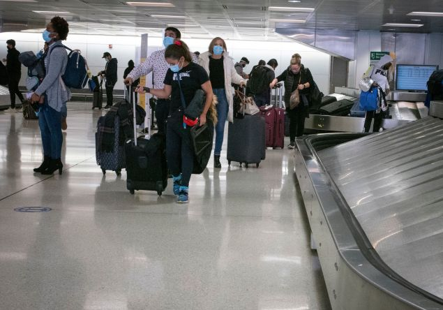 US Will Ease Restrictions for Fully Vaccinated Foreign Travelers in