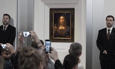 'Savior For Sale: Da Vinci's Lost Masterpiece?' and Our Obsession With Scandal
