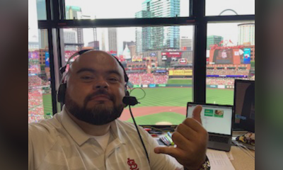 Wild Card Wednesday in L.A. is a dream come true for Cardinals broadcaster