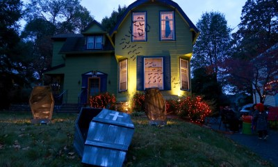 Find the most decorated Halloween homes in St. Louis area here