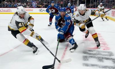 Golden Knights, Avalanche appear to be teams to beat in West