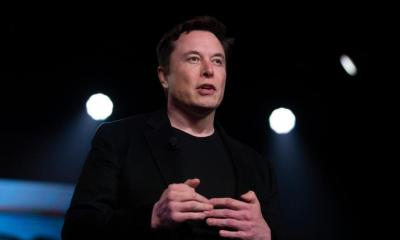 Elon Musk says Tesla will move HQ from California to Texas