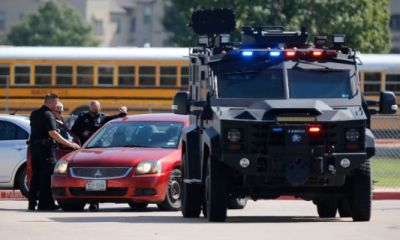 Alleged Texas School Shooter Released On Bail, Family Claims It Was Self Defense