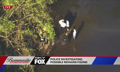 Police confirm human remains were found in north St. Louis County