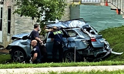 Ramsey County sheriff's office releases dash cam video of chase that ended in deadly Maplewood crash