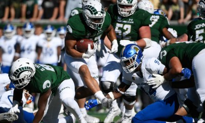 Keeler: Steve Addazio's CSU Rams are everything Karl Dorrell's CU Buffs aren't right now: Confident. Efficient. Physical. And beasts in the run game.