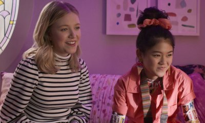 'The Baby-Sitters Club' Stars Reveal Claudia & Stacey Go Through 'Big Struggles' In Season 2