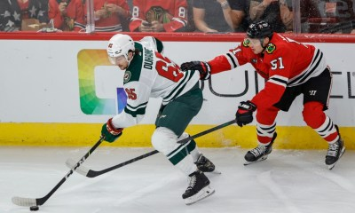 Why Wild chose Brandon Duhaime over other top prospects for final roster spot