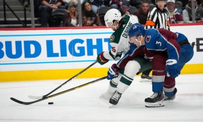 Avalanche signs defeseman Jack Johnson off professional tryout contract