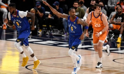 Nuggets' Will Barton returns to practice, eyes OKC for preseason debut