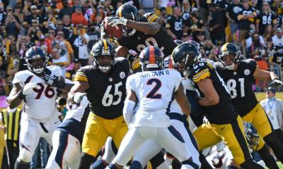 Ready to run? Steelers show long-awaited balance in win over Broncos.