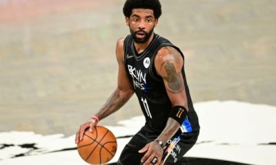 Anti-Vaxxer On The Bench: Brooklyn Nets Say Kyrie Irving Won't Play Or Practice With Team Until He's Vaccinated