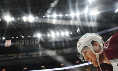 """How Avalanche superstar Nathan MacKinnon's tough-love leadership pushes himself, others to new heights: """"You gotta have some thick skin"""""""