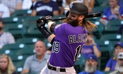 Rockies' end-of-season outfield analysis: Searching for free-agent power, banking on potential