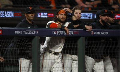 SF Giants' season ends with ninth-inning heart-breaker, Dodgers win NLDS instant classic