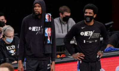 Kyrie Irving Could Still Make $19 Million Not Playing; Kevin Durant Still Hopeful Things Will Work Out [Video]
