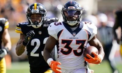 Broncos Journal: The offense has been excellent on fourth down this season