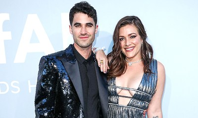 Darren Criss & Wife Mia Are Expecting A Baby: See Cute Pregnancy Announcement