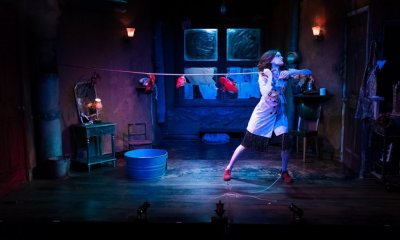 'The Red Shoes' returns to Open Eye Theatre with its fairytale story turned noir