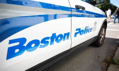 Boston police investigating after cruiser collides with car, injuring four