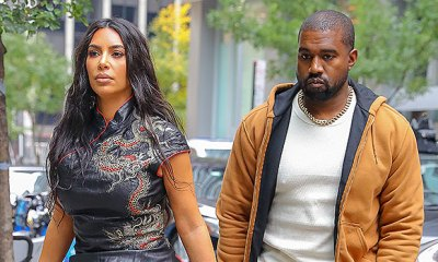 Kanye West 'Seeing Kids A Lot More' As He & Kim Kardashian Are 'Communicating Better'