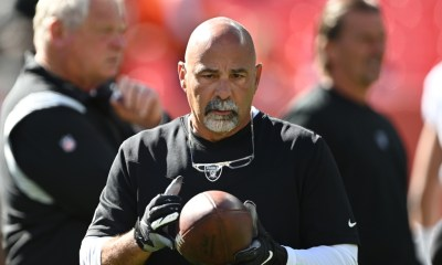 """Keeler: No Chucky? No problem. Even without Jon Gruden, Raiders still humbled Broncos. And had """"a lot of fun"""" doing it."""