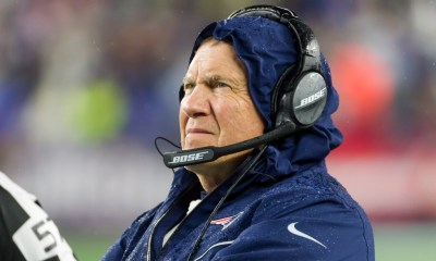 Bill Belichick reacts to Patriots' crushing overtime loss to Dallas