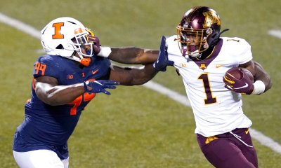 Gophers running back Cam Wiley enters NCAA transfer portal