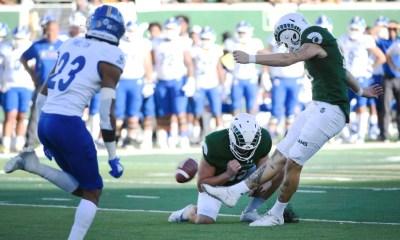 Best of the West College Football Top 25: Steve Addazio kept his promise. CSU Rams' special teams really are special in 2021.