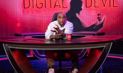 """Tha God's Honest Truth: Charlamagne Tha God Talks To Tristan Harris And Cal Newport About """"The Digital Devil"""" Known As Social Media [Video]"""