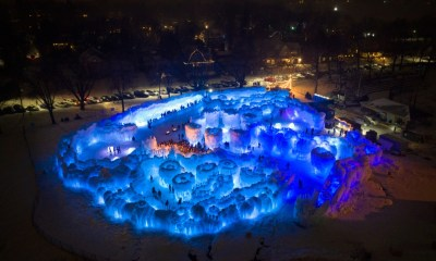 Popular Ice Castles attraction returns to New Brighton this winter