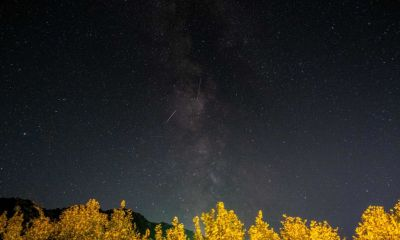 Full Hunter's Moon, Orionid meteor shower to peak this week: Here's how to view