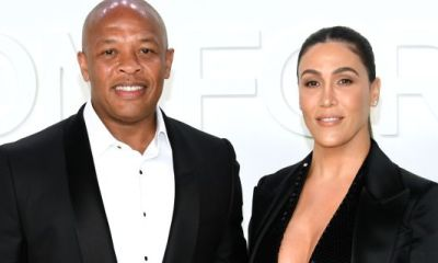 What?! Dr. Dre Reportedly Served With Divorce Papers At Cemetery During Grandmother's Funeral