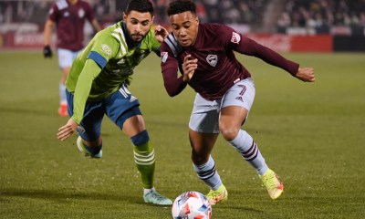 Rapids miss opportunity to clinch playoff spot with draw against Seattle Sounders