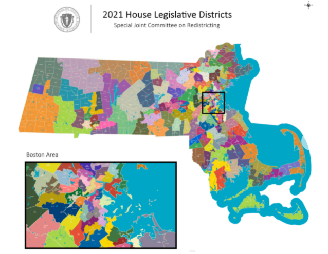 House lawmakers draw new maps to boost representatives of color