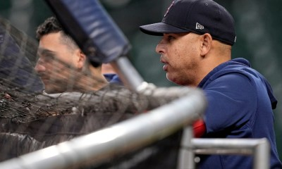 Mastrodonato: Ron Roenicke and Alex Cora reunite, reminding Red Sox how much can change in one year