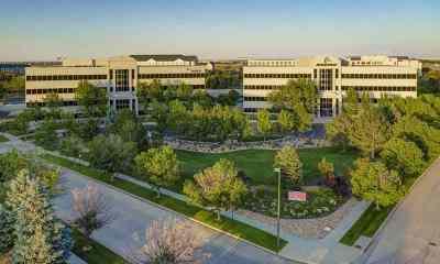 This office complex on the Denver-Aurora border just sold for $67 million
