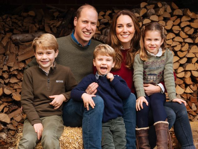 1635080635 151 Prince William and Kate Are Taking a Family Staycation With
