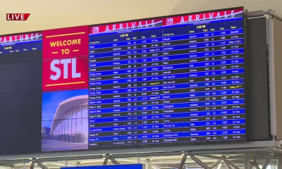 Severe weather alerts in area affecting flights