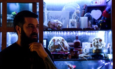 Faces of the Front Range: Jonathan Alberico is a bonafide bones dealer — and his beetle colony eats them clean