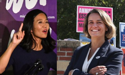 Annissa Essaibi-George rips Michelle Wu over Mass and Cass, Long Island Bridge during Boston's final mayoral debate