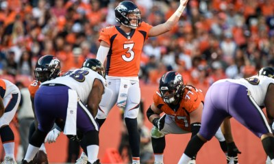 Broncos Mailbag: Why didn't Vic Fangio turn to Drew Lock at halftime of Cleveland game?