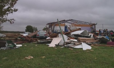 NWS confirms two more tornadoes from Sunday in NW Missouri, NE Kansas