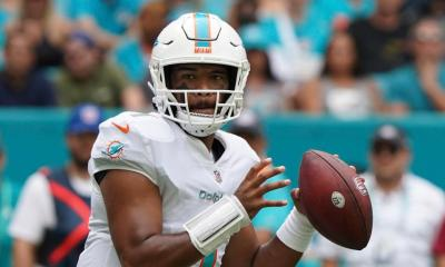Tua Tagovailoa: 'I don't not feel wanted,' as Dolphins trade rumors continue to circulate