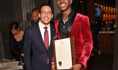 Atlanta City Council Honors Lil Nas X with Proclamation for Lil Nas X Day