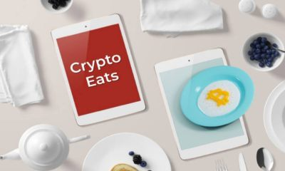 Crypto Eats – Is There a New Food App to Be Released in UK?